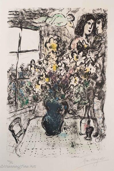 Marc Chagall, 'Intimité (Intimacy)', 1969