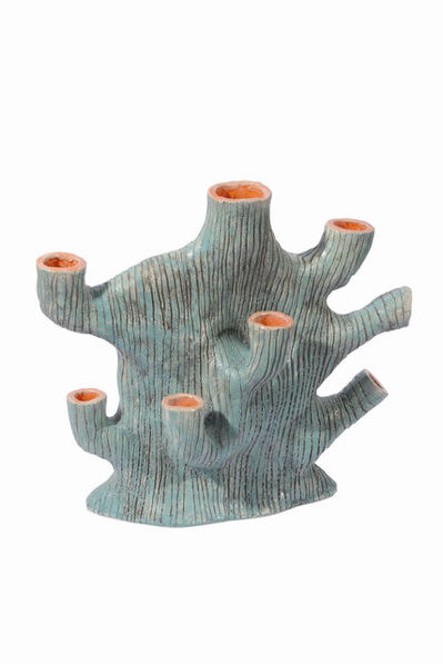 "Elizabeth Garouste, '""Corail"" vase', 2006"