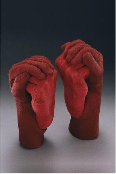Héctor Velázquez, 'Manos de Héctor Velázquez y Héctor Velázquez Gutiérrez', 2003