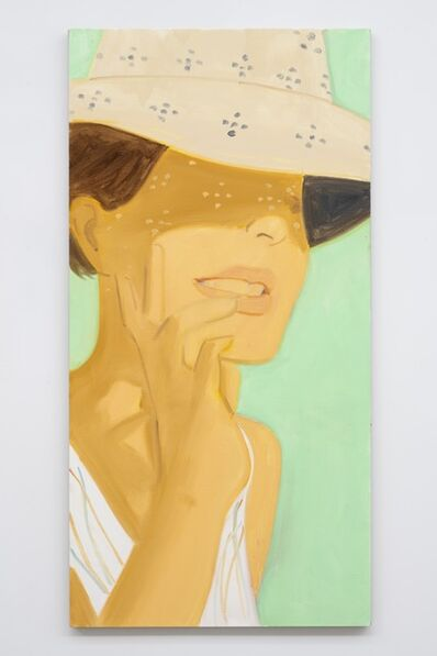 Alex Katz, 'Vivien Vertical 1', 2020