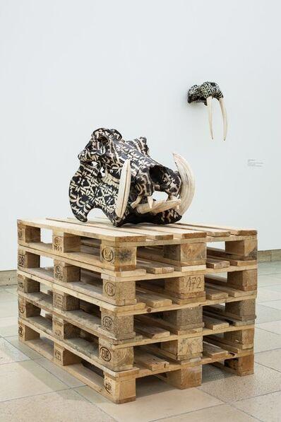 Kendell Geers, 'TYPHONIC BEAST I', 2007