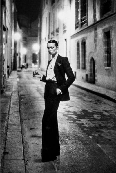 Helmut Newton, 'Rue Aubriot 1, Paris 1975', 1975