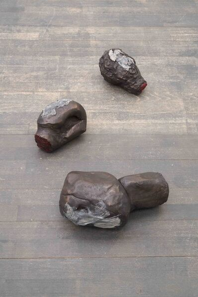 Lucy Skaer, 'Severed heads', 2019