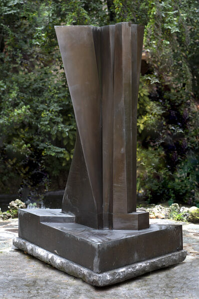 Giò Pomodoro, 'Albero', 1976-77