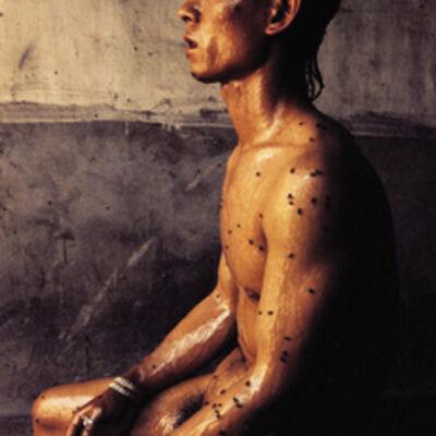 Zhang Huan, '12 Square Meters', 1994