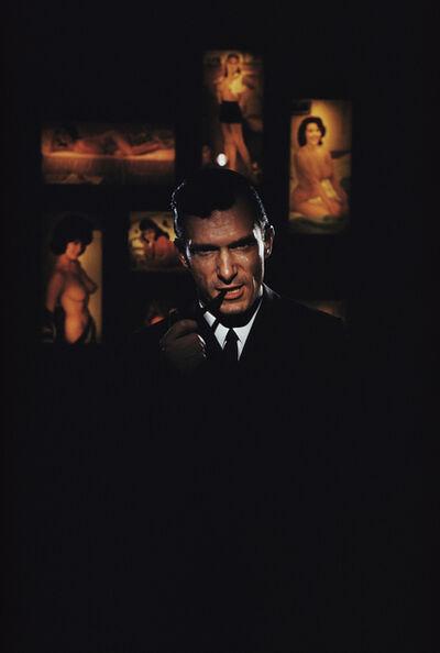 Slim Aarons, 'Hugh Hefner', 1961