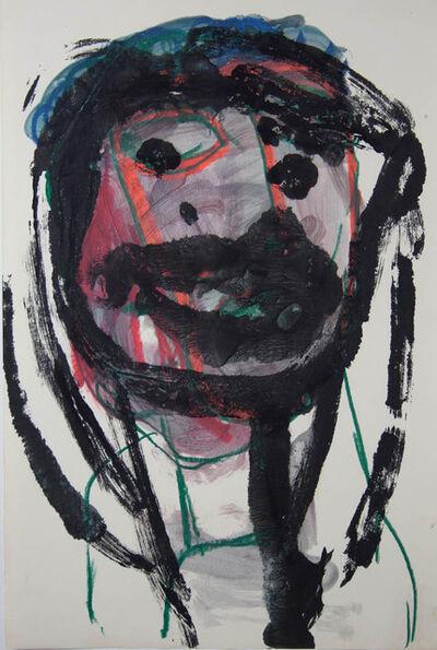 Anne Marie Marie Hall, 'Untitled (Hidden Portrait)', ca. 1967