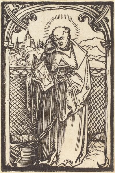 Albrecht Dürer, 'Saint Leonard', ca. 1500