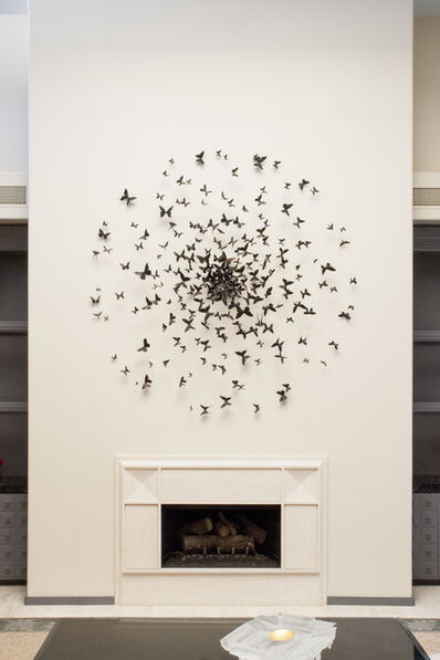 Paul Villinski, 'Site Specific Installation', 2014