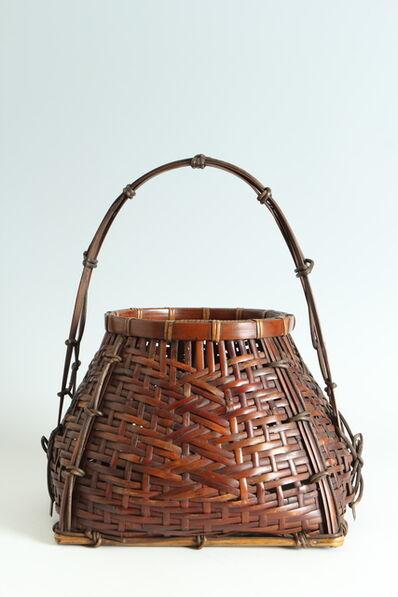 Tanabe Chikuunsai I, 'Flower Basket of the Sozen Type (T-3997)', Shōwa era (1926-89) 1930s
