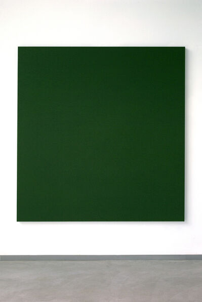 Sonia Costantini, 'Verde linfa', 2008