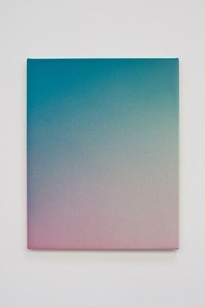 Oliver Marsden, 'Rose Blue Fade OMS 589', 2016