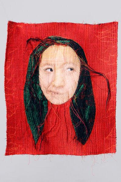 Yoon Ji Seon, 'Rag face R#05', 2014