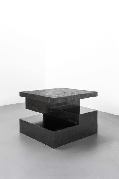 Ingrid Donat, 'Artbook Chevet', 2011