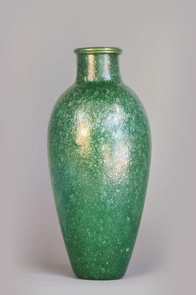 Napoleone Martinuzzi, 'Zecchin Martinuzzi, Pulegoso vase', 1933