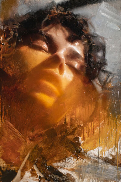 Casey Baugh, 'Veiled', 2021