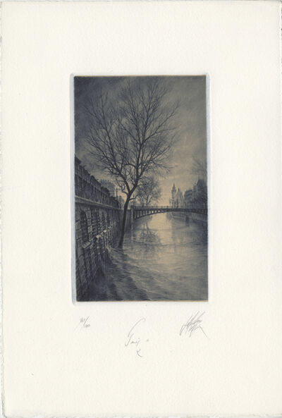 Jean Michel Mathieux-Marie, 'Paris II: 2', Unknown