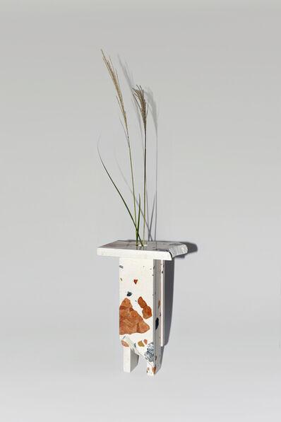 Max Lamb, 'Marmoreal Scrap Scrap Vase No. 2', 2014