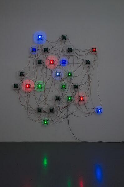 Tatsuo Miyajima, 'Life (le corps sans organes) - no.12', 2013