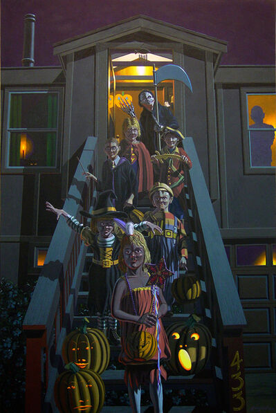 James Torlakson, 'Halloween', 2012