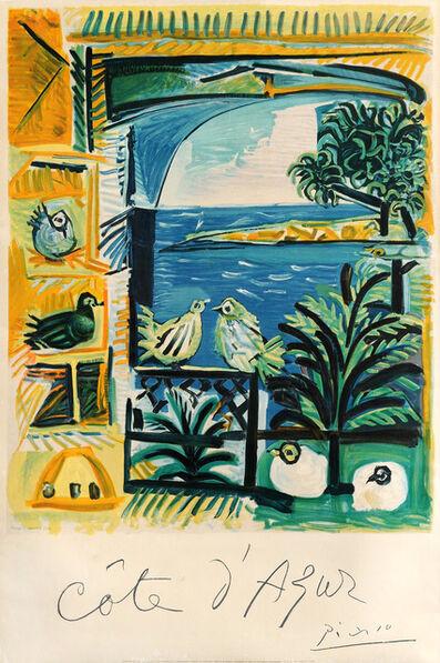 Pablo Picasso, 'Cote d 'Azur', 1957