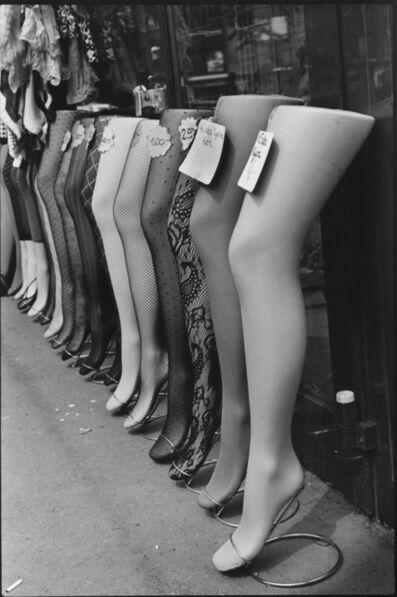 Nicola Bensley, 'Legs Two, Budapest '