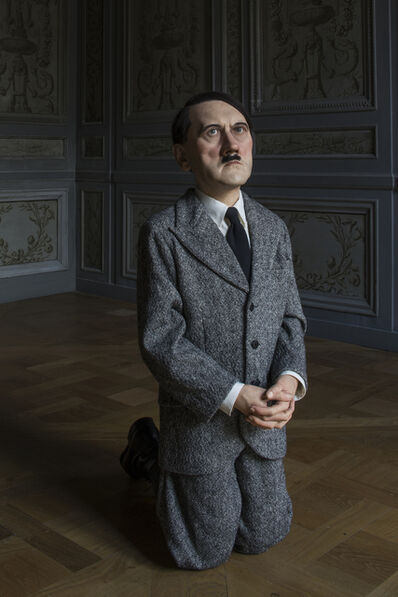 Maurizio Cattelan, 'Him', 2001