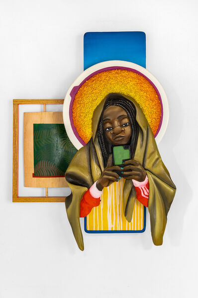 Dada Khanyisa, 'Taking Selfies Religiously', 2018