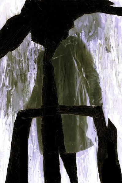 Thibault Hazelzet, 'Autoportrait recyclé #15', 2011