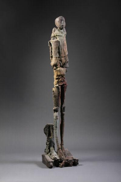 Stephen De Staebler, 'Figure with Eroded Hip, 1/4', 2010