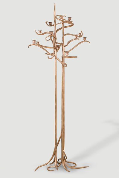 Claude Lalanne, 'torchère without leaves', 2010
