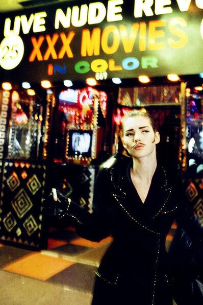 Stephanie Pfriender Stylander, 'Kate Moss (XXX), New York, Harper's Bazaar Uomo', 1992