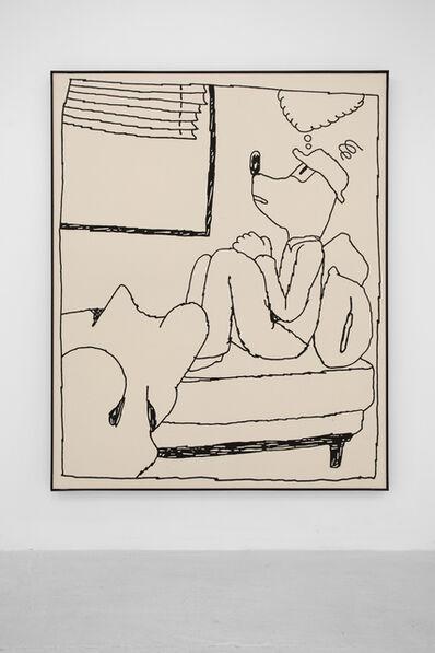 Fabio Viscogliosi, 'Room Moon', 2018