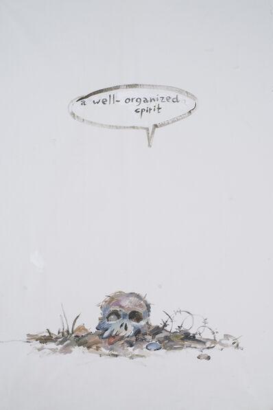 Carlos Huffmann, 'A Well Organized Spirit', 2015