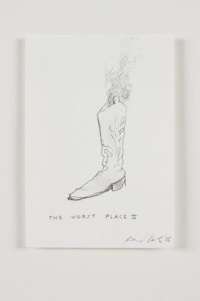 Ragnar Kjartansson, 'The Worst Place II', 2008