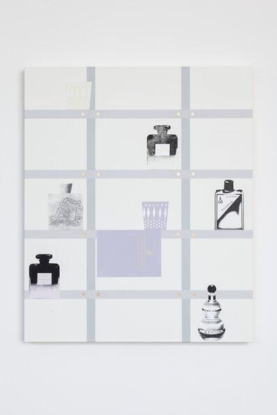 Matthew Brannon, 'Evaporate,  , paper, linen ', 2014