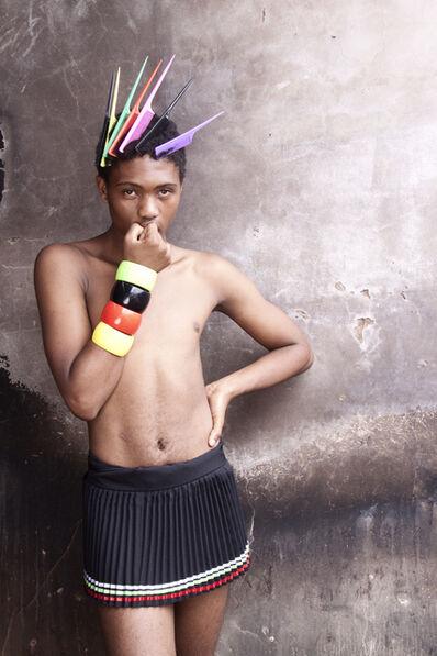 Zanele Muholi, 'Mini Mbatha, Glebelands, Durban', 2010