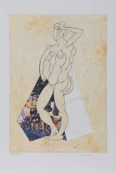 Manolo Valdés, 'El Cubismo como Pretexto'