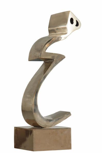 Parviz Tanavoli, 'Standing Heech II', 2007