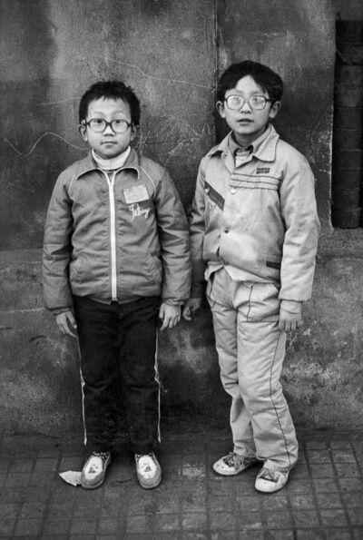 Han Lei, 'Beijing 1990', 1990