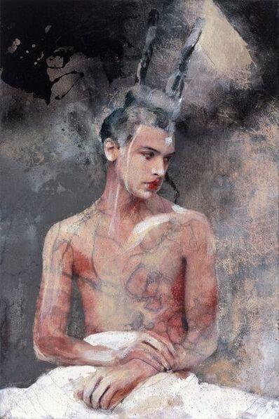 Lita Cabellut, 'Jin A', 2018