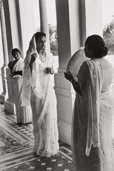 Henri Cartier-Bresson, 'Festivities for the 39th Birthday of the Maharajah (The diamonds once belong to Napoleon), Gujarat, Baroda [Vadodara], India', 1948