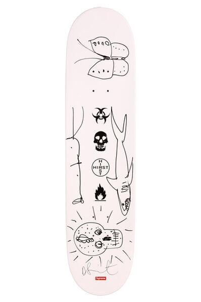 Damien Hirst, 'Supreme 3 Spots Skateboard Deck', 2011