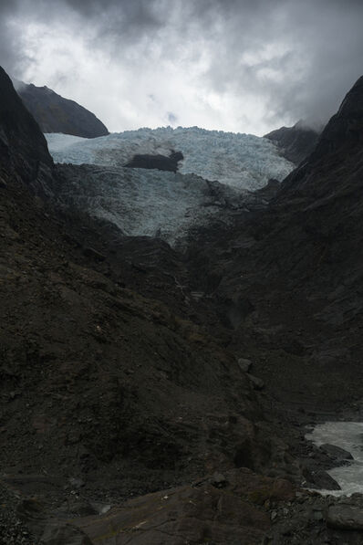 Jem Southam, 'Clearing Rain, The Franz Josef Glacier, New Zealand, Autumn 2018', 2018