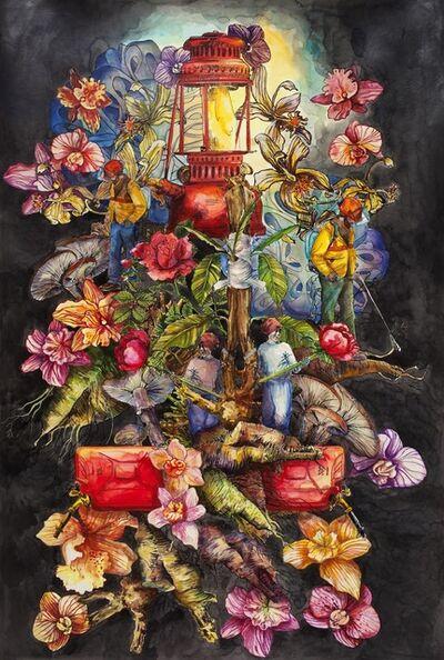 Cynthia Dinan-Mitchell, 'Graft me a flower', 2017