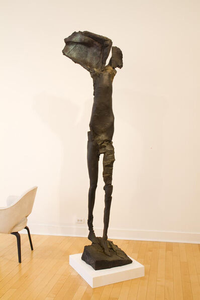 Stephen De Staebler, 'Figure with Stunted Wing', 2010