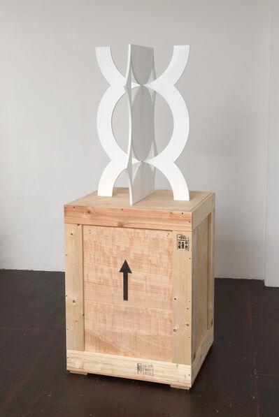 Knut Henrik Henriksen, 'Monument of Doubt VIII', 2008