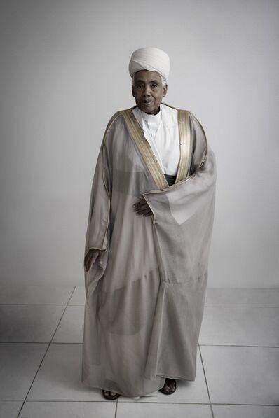 Adel AlQuraishi, 'Ahmed Ali Yaseen (Jeem Series)'
