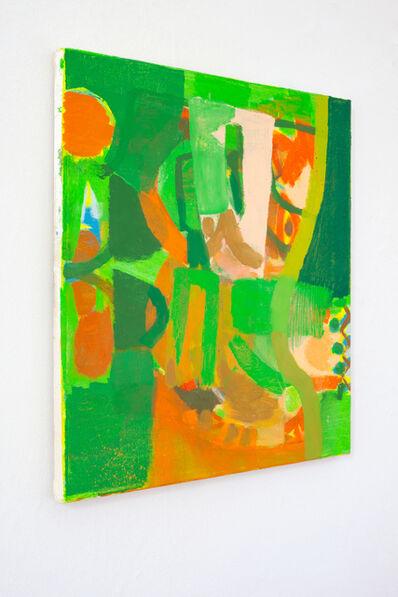 Meghan Brady, 'Green Crown', 2019