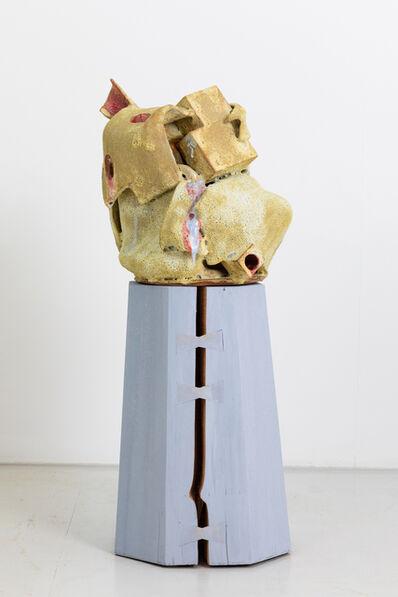 Arlene Shechet, 'Moonish', 2020